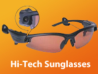 Hi-tech sunglasses